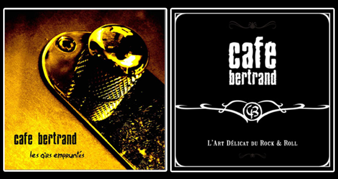 La discographie de Caf'B